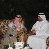 الشيخ ماجد النعيمي يفتتح القرية التراثية فى جمعية عجمان للتنمية الاجتماعية و الثقافية