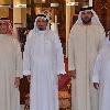 صاحب السمو الشيخ حميد بن راشد النعيمي يلتقي وفد جمعية عجمان للتنمية الاجتماعية والثقافية